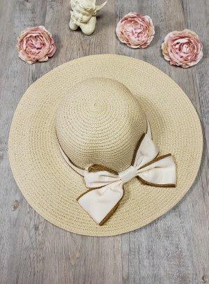 Chapeau mariage femme so chic beige