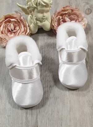 chaussons bébé baptême hiver bébé garçon
