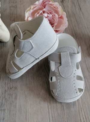 Chaussure bebe garcon ouverte cérémonie baptême mariage