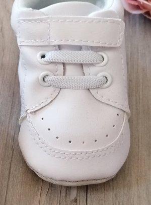 chaussures baptême garçon blanc