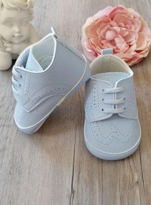 chaussures garçon bleu ciel