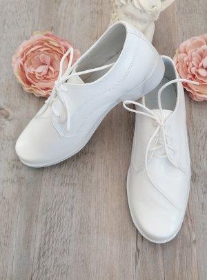 Chaussures blanches garçon MAXIME