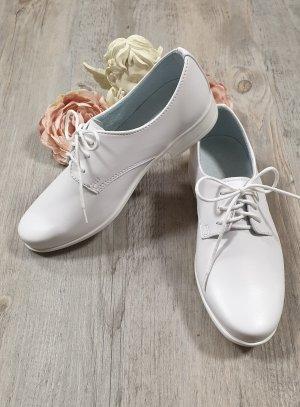 chaussure blanche garçon pour mariage communion cérémonie