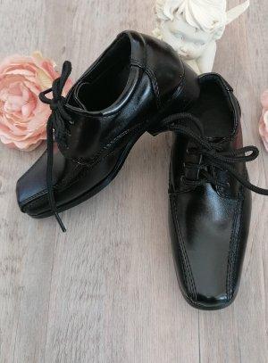 chaussures cérémonie garçon noir mariage pas chère
