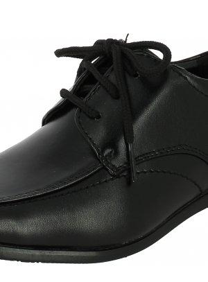 chaussures garçon noir