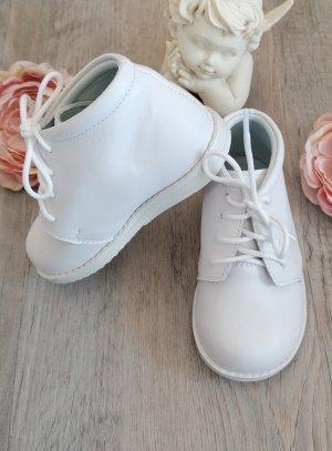 chaussure de marche botillon blanc bébé garçon