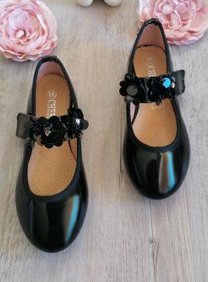 chaussure fille noir soirée gala mariage