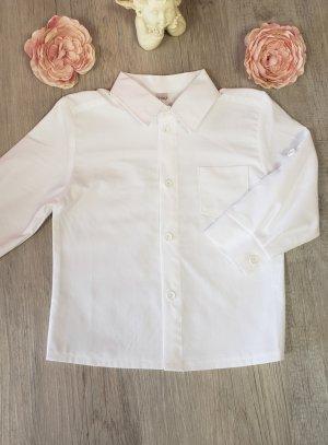 chemise enfant blanc