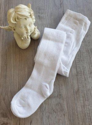 collant bébé blanc baptême mariage coton