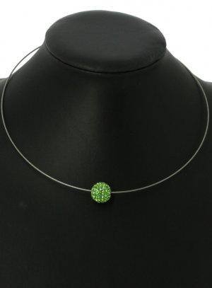fin de serie femme vert anis