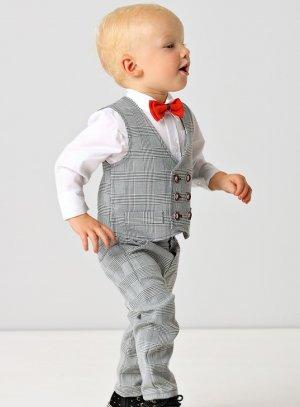 tenue de cérémonie bébé garçon
