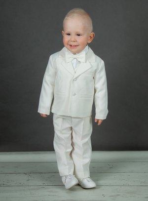 costume bébé ivoire - ecru