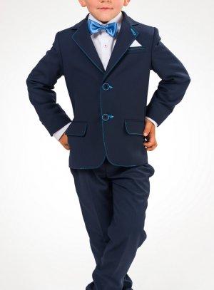 costume enfant bleu marine