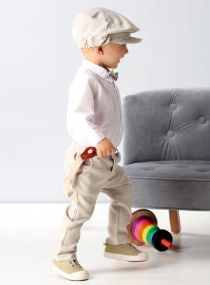 costume bébé petit garçon mariage champêtre ou bohême