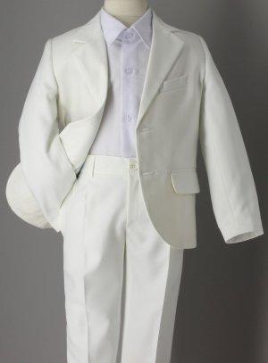 costume enfant ivoire - ecru