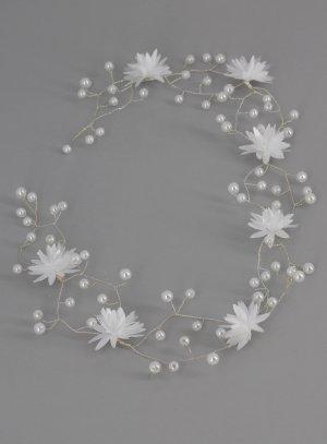 couronne de fleur mariage ou guilande à tresser pour mariage