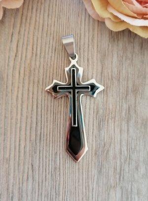 croix catholique chrétienne bijou communion baptême adulte