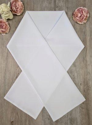 étole de communion blanche