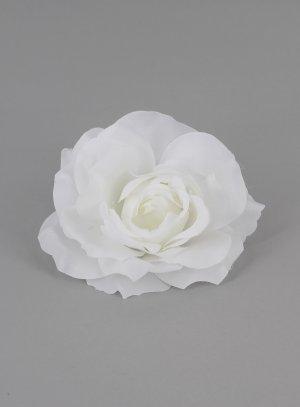 fleur blanche ornement robe mariage