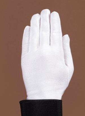 gants blancs garçon communion