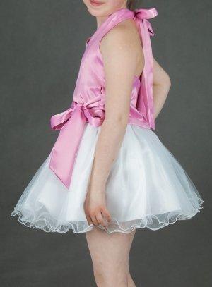 jupe tutu blanche en tulle