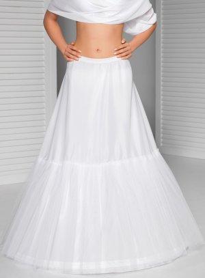 jupon 1 cerceau mariage blanc
