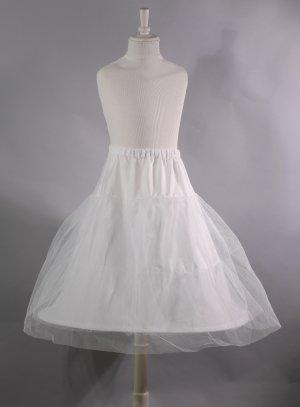 Jupon pour robe de cérémonie enfant fille