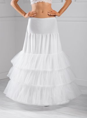 jupon mariée blanc