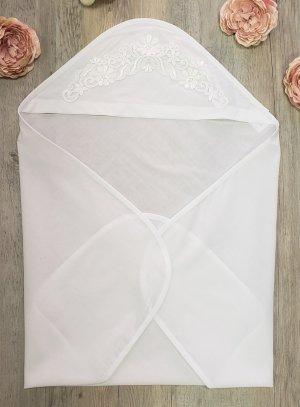 linge blanc baptême blanc