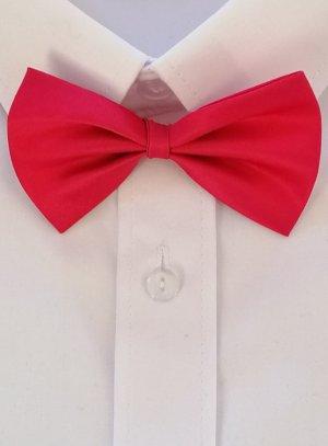 cravate et noeud papillon rose fushia