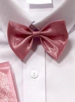 noeud papillon bébé petit garçon mariage rose