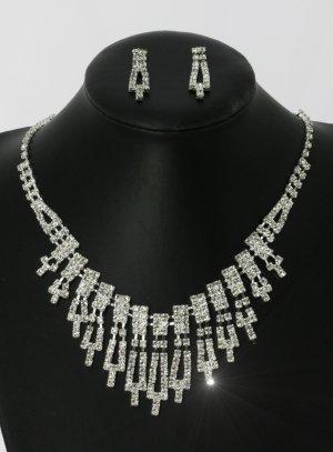 parure bijoux femme pour soirée ou mariage.