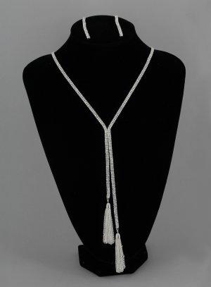 collier dos bijou de soirée