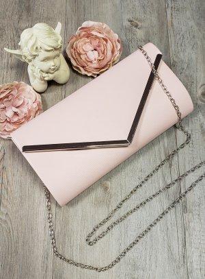 pochette soirée femme moderne rose pale