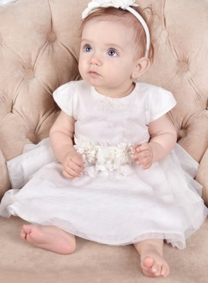 Robe cérémonie pour bébé et petite fille