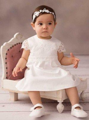 Robe cérémonie bébé ou pour baptême vintage