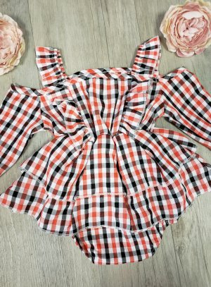 robe fille 2 - 16 ans rouge