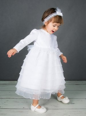 promos fille blanc
