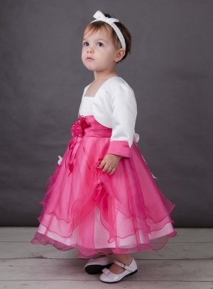 promos fille rose fushia