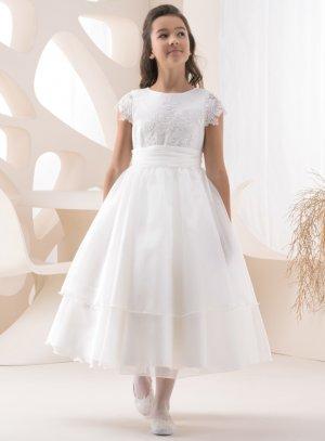 Robe communion princesse