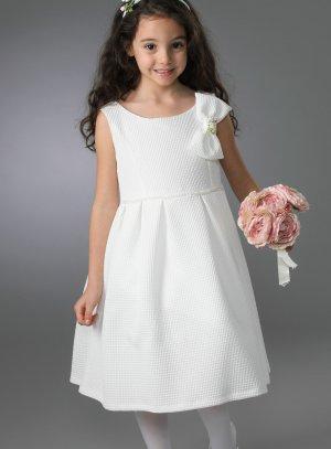 robe communion blanche