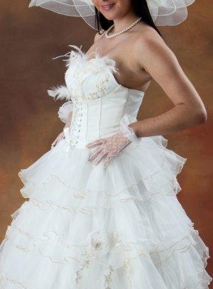 fin de serie mariage ivoire - ecru
