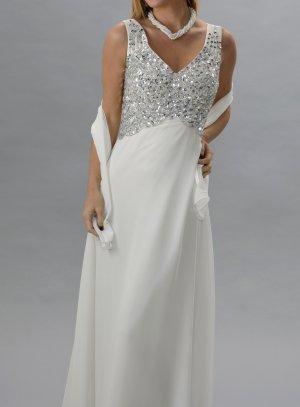robe de mariée pas chère ivoire - ecru