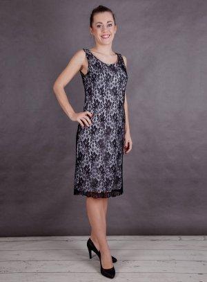 robe de soirée courte noir