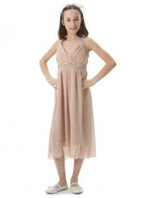 destockage fille beige