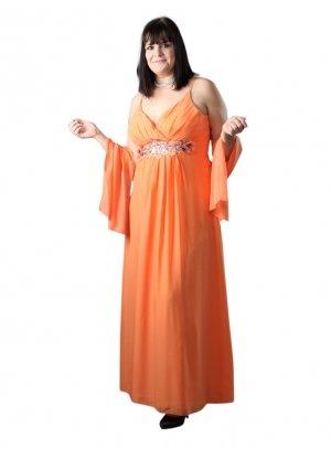 promos femme orange