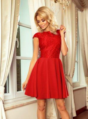 Robe mariage femme rouge
