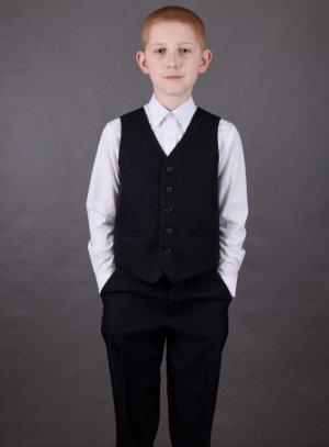 costume enfant noir