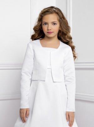 Veste blanche communion mariage ou soirée pour enfant