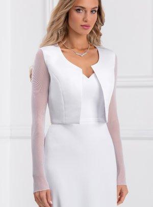 veste mariage blanche